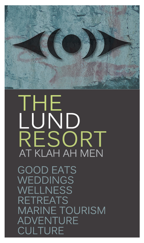 The Lund Resort At Klah Ah Men Located In Beautiful